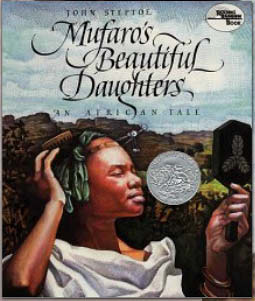 Mufaro's Beautiful Daughters book cover
